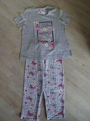 Simone Schlafanzug Pyjama Set Shirt