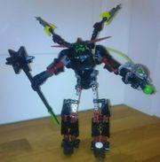 Lego Hero Factory Black Phantom
