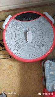 STYLETICS Vibrationsplatte