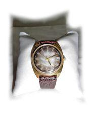 Seltene Armbanduhr von Herzfeld Automatic