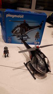 Playmobil 5563 SEK-Helikopter Polizei Hubschrauber