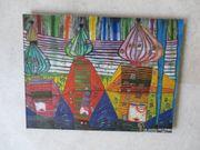 Hundertwasser EMERSION DE LA TROISIEME