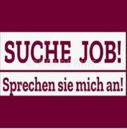 Suche dringend einen neuen Job