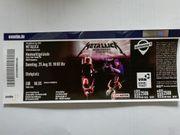 Metallica Karte 25 8 19