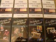 Musik-Kasetten DVDs