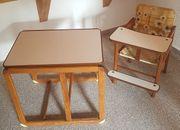 Kinder Hochstuhl Babyhochstuhl Tisch Kombination