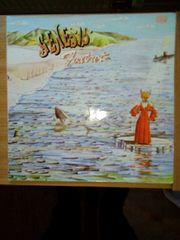 1 LP Genesis Foxtrot