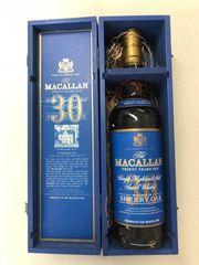 Macallan 30 Jahre Sherry Oak