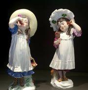 Ankauf Meissen Figuren Jugendstil Porzellan