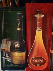 diverse Spirituosen Alkohol