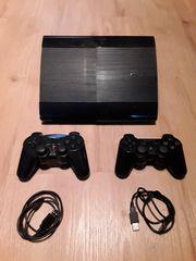 Playstation 3 mit Spielen und