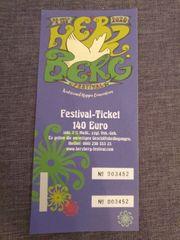Ticket Herzberg Festival