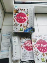 Nintendo Wii Party Set mit