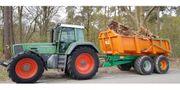 Fendt Favorit 818 Turboshift Traktor