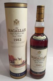 Macallan 1982 Single Highland Malt