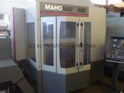 Bearbeitungszentrum Mahomat 500 IKZ