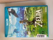 Wii U Spiel the Legend