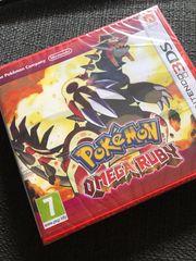 Pokémon Omega Rubin OVP