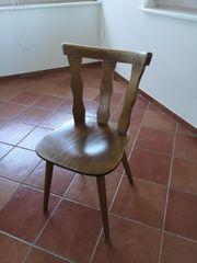 Vintage 3er Stuhlset