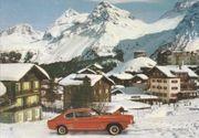 Ford Capri Postkarte