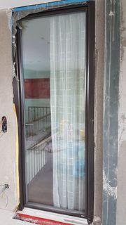 Neuwertige Balkontür Terassentür Fa Gaulhofer