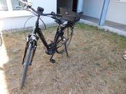 E-Bike Pegasus Solero E7R schwarz