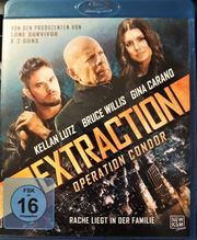 EXTRACTION ACTIONTHRILLER BLUERAY