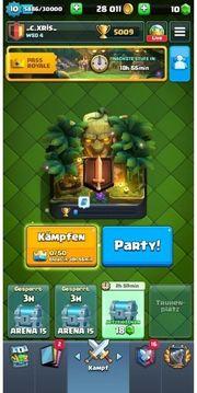 Clash Royal Level 10