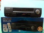 VHS-Videorecorder SilverCrest VCR 406-A 6-Kopf