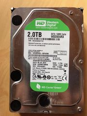 HD WD Caviar Green 2TB