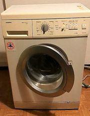 SIEMENS Waschmaschine Frontlader waschen Aqua-Stop