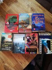 7 Taschenbücher zu verkaufen