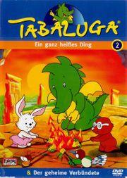 DVD Tabaluga Ein ganz heißes