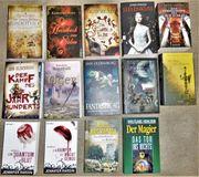 Konvolut Fantasy Romane Bücher NEU