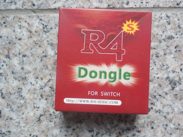 R4 S Dongle RCM Loader