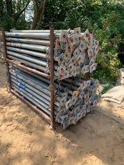 Baustützen Holzträger Schalung zu verkaufen