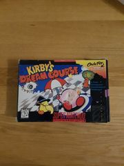 Super Nintendo Spiel Kirby s