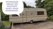 kaufe jeden Wohnwagen bis 1500