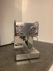 D ora Siebträger Kaffeemaschine
