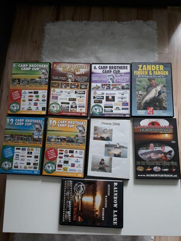 Verschiedene Fischer DVDs