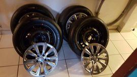 Sonstige Reifen - Kona Sommerreifen mit Stahlfelgen und