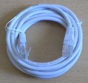 Patchkabel DSL LAN Netzwerkkabel RJ45