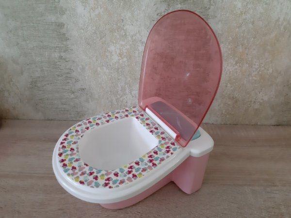 Baby Born Toilette Puppen Toilette