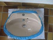 Sanitärobjekte für Duschbad zu verschenken