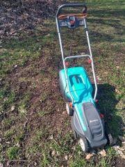 Rasenmäher zwei Mal benutzt Gardena