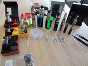 E-Zigarette Set