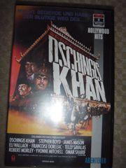 VHS Video Dschingis Khan