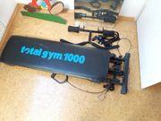 Multifunktions Fitnessgerät total gym 1000
