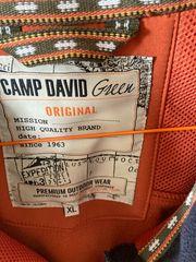 Camp David Jacke GrXL