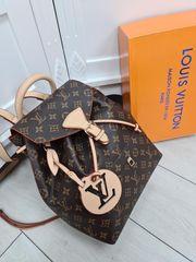 Tasche und Rucksack